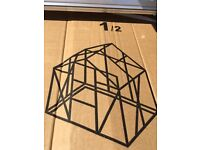 Polycarbonate greenhouse - new