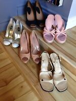 Women's designer shoes size 9