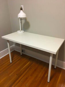 ****SOLD**** White IKEA desk