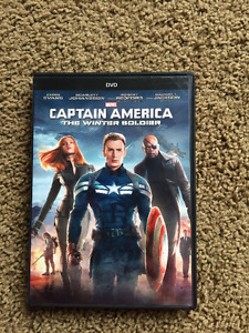 Captain America - Winter Soldier
