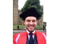 Experienced Maths/Physics/Economics tutor