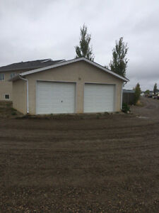 Double Garage (2 Single Bays) Easy Access West Side