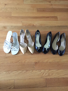 Women's Dress Shoes, Size 10, barely worn