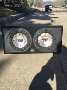 "10"" MTX subs"