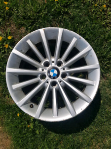 Mags / Rims - BMW ~ 17 in/pouces x 3