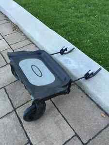 Glider board universel poussette