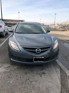 2009 Mazda 6 - SAFETY CERTIFIED - Great condition!