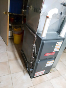 2 stage Furnace installed $2000
