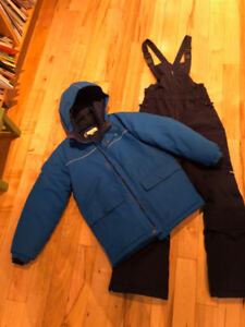 Winter Jacket and Snow Pants  Girls/Boys Size 10