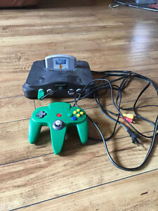 N64 package 1 controller 1 game