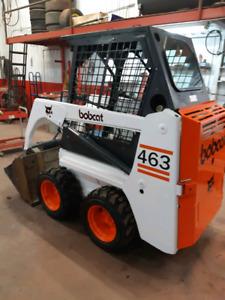 Bobcat skid steer 463