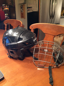 Casque d'hockey Adulte