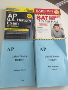 SAT Subject Test U.S. History