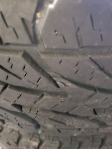 Lt 265 75 r 16 Tires and rims