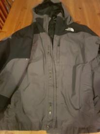 Northface jacket berghaus jacket size medium