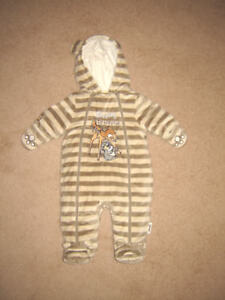 Disney Snowsuits, Boys and Girls Clothes - 0-3, 3-6, 6-12, 12