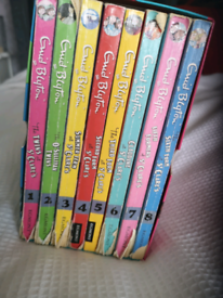 Enid Blyton St Clare's box collection 1-7