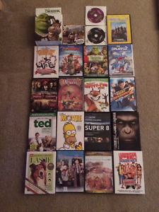 Wide Selection of DVDs for sale