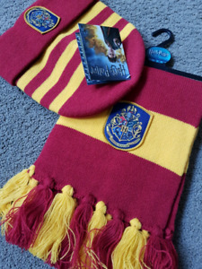 Harry Potter Hat and Scarf