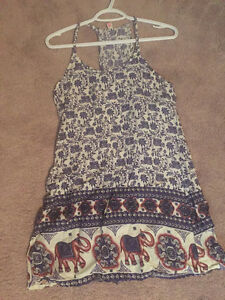 Brand new Size Small Paisley Dress
