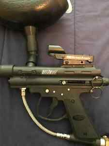 Brass Eagle Eradicator Paintball gun and CO2 canister plus more Comox / Courtenay / Cumberland Comox Valley Area image 5