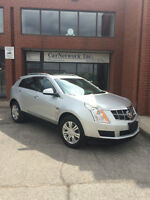 2010 CadillacSRX4  3.0Luxury SUV Pano S/R Very Clean No Accident