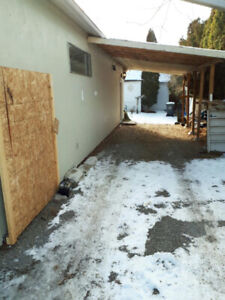 1000 Sq feet Sorage space available in Penticton
