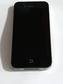 Iphone 4 8GB Only phone (Fixed price)