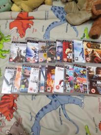SONY PS3 computer games (job lot)