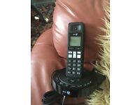 Bt house phone w/ answer machine