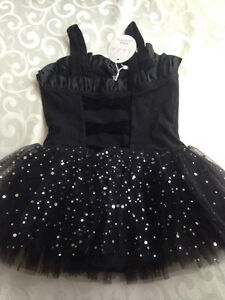 Black Tutu - Size 4-5 years - New with tags Windsor Region Ontario image 2