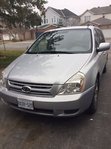 Kia Sedona 2008, great condition