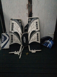 hockey goalie gear for sale