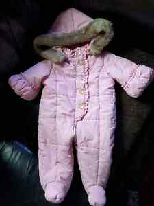 3-6m Juicy Couture snow suit  Kitchener / Waterloo Kitchener Area image 1