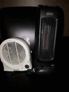 Newer Sunbeam heater $20 Honeywell  $15