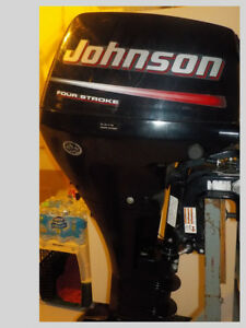 2007 9.9 4 Stroke Johnson Long Shaft  Electrice Start & Charging