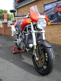 DUCATI MONSTER S4R, NEEDS TO BE SEEN TO BE APPRECIATED
