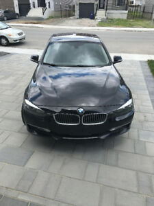 2013 BMW 3-Series XDRIVE Sedan