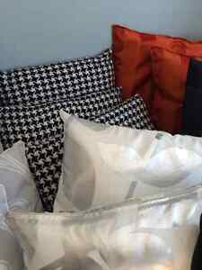 Assorted Throw Cushions West Island Greater Montréal image 1
