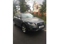 2014 Audi Q5 2.0TDI 177ps quattro s/s Step Tronic S Line BUY FOR £75 PER WEEK