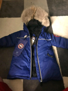 ***Authentic BNWT Canada Goose Reese Baby parka for sale***