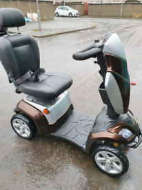 Mobility scooter topos the range