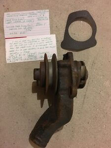1941 Cadillac Water Pump and Gasket Kingston Kingston Area image 1