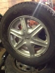 Winter Studded Tires Oldsmobile Alero