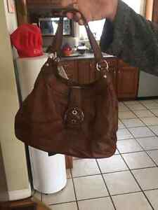 Leather Brown Coach Purse and Wallet Kingston Kingston Area image 5