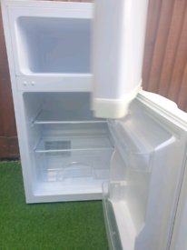 Like new currys undercounter fridge freezer, spotless.Delivery