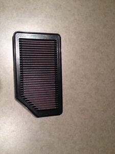 13-16 Veloster turbo K&N filter. Like new