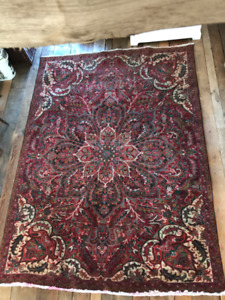 Persian Rug Very Old and Beautiful