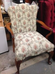 Queen Anne Chair for SALe