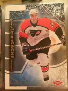 1999-00 NHL PACIFIC DYNAGON ICE 206 CARD SET INCL. ALL SP RC's
